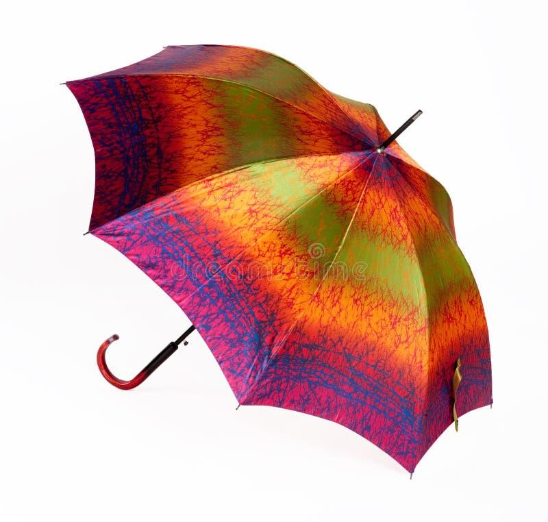 Ljust paraply arkivbilder