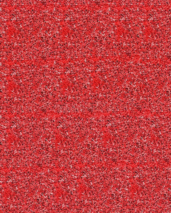 Ljust rött blänker bakgrund arkivbild