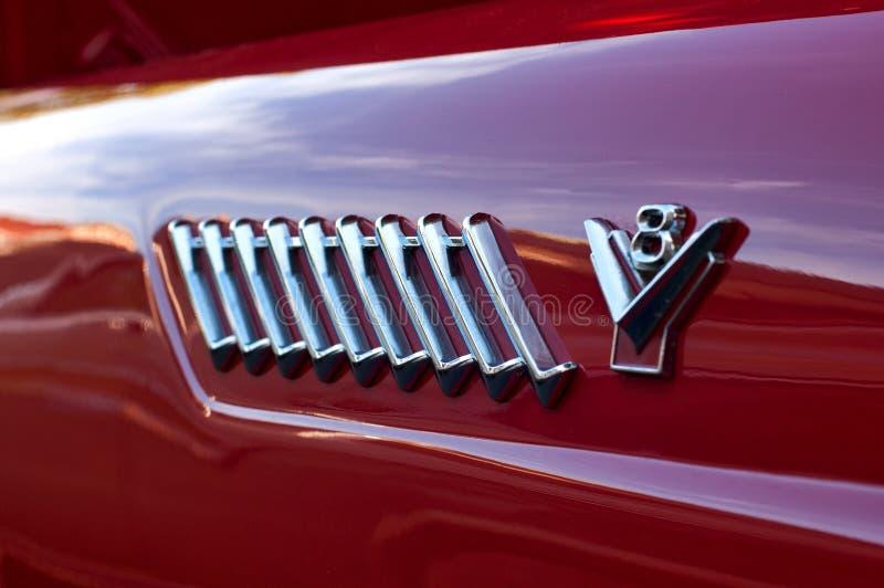LKW Fords V8 stockfoto