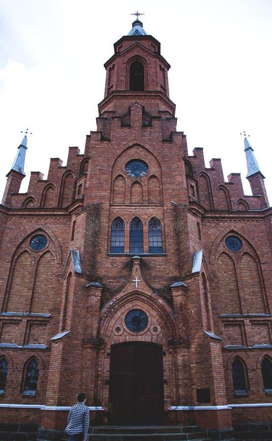 Lléveme a la iglesia foto de archivo