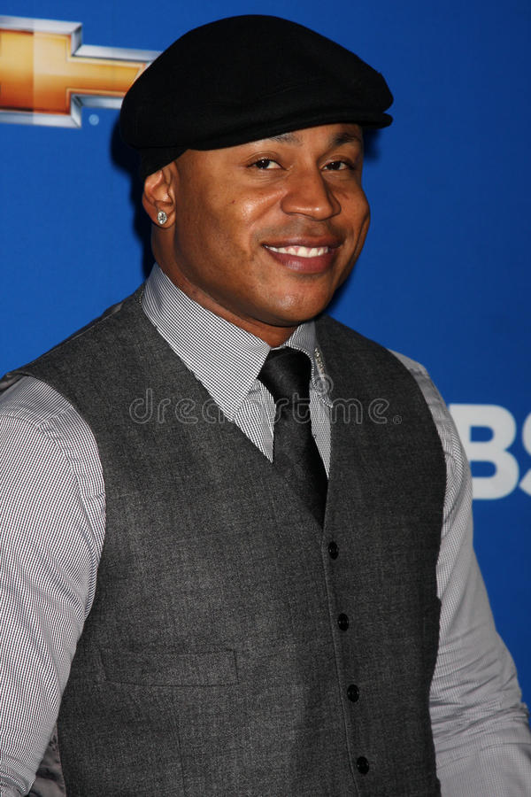 Download LL Cool J editorial stock photo. Image of fall, 2010 - 20484258