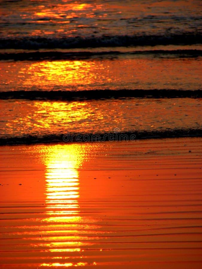 Llama de Sun foto de archivo libre de regalías