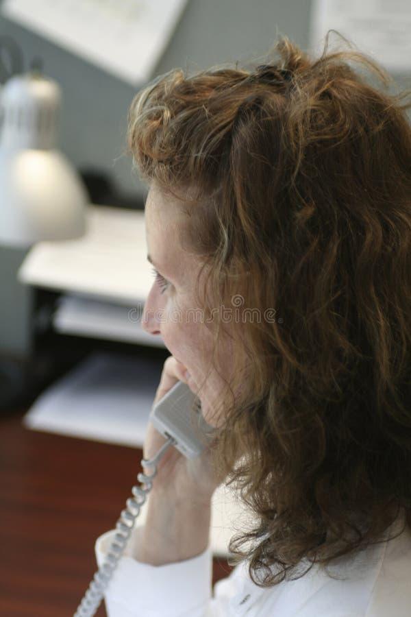 Llamada de teléfono foto de archivo libre de regalías