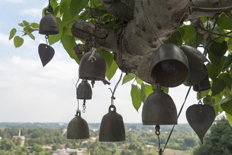Llamadas al árbol imagenes de archivo