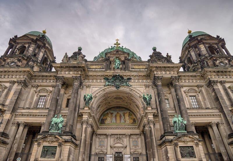 Llaman Berlin Cathedral los Dom de Berliner imagen de archivo