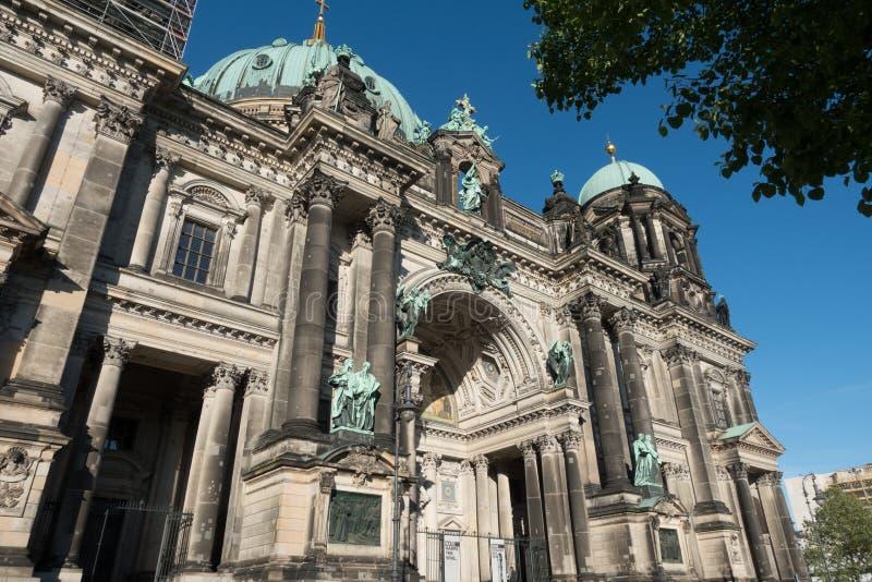 Llaman Berlin Cathedral los Dom de Berliner imágenes de archivo libres de regalías