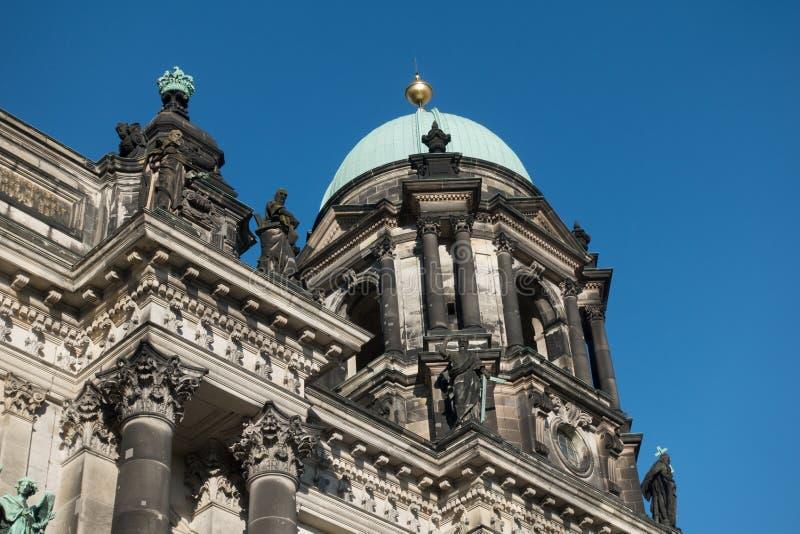 Llaman Berlin Cathedral los Dom de Berliner fotografía de archivo libre de regalías