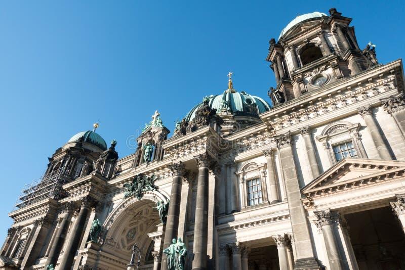 Llaman Berlin Cathedral los Dom de Berliner fotografía de archivo