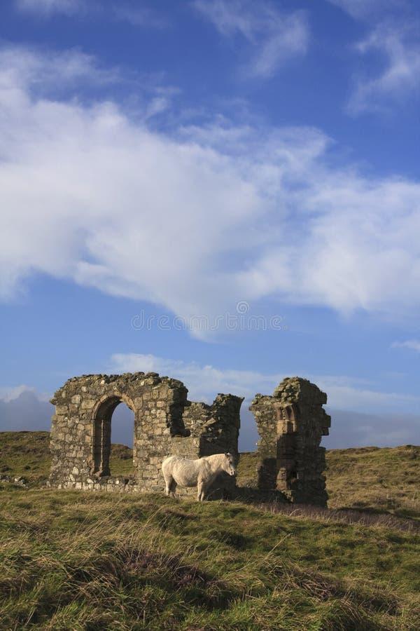 llanddwyn острова стоковые фотографии rf