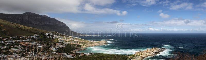 Llandudno Cape Town royaltyfri foto