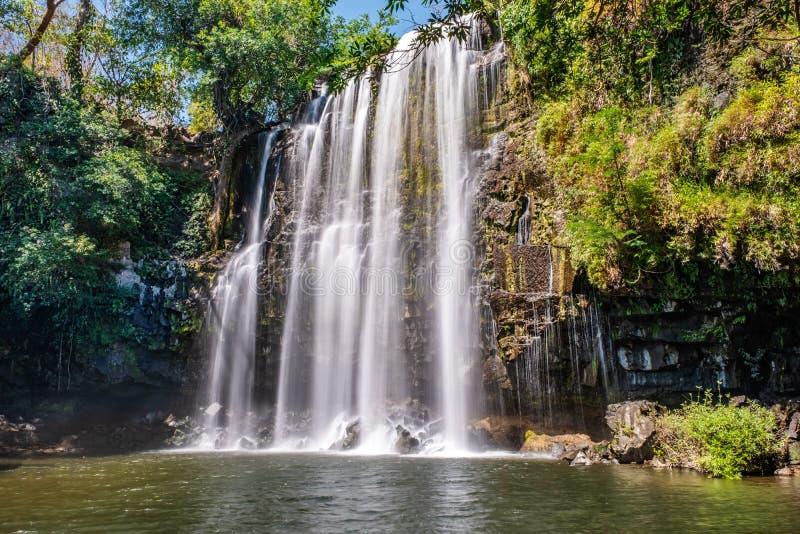 Llanos de Cortez Waterfall fotografía de archivo libre de regalías