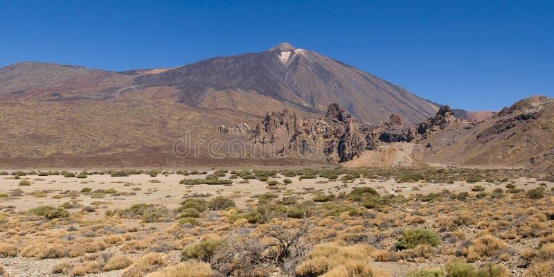 Llanos de Ucanca fotos de archivo
