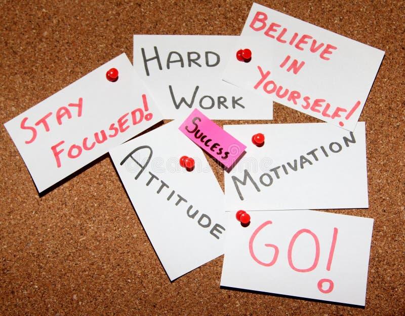 ¡Llave al éxito! imagen de archivo