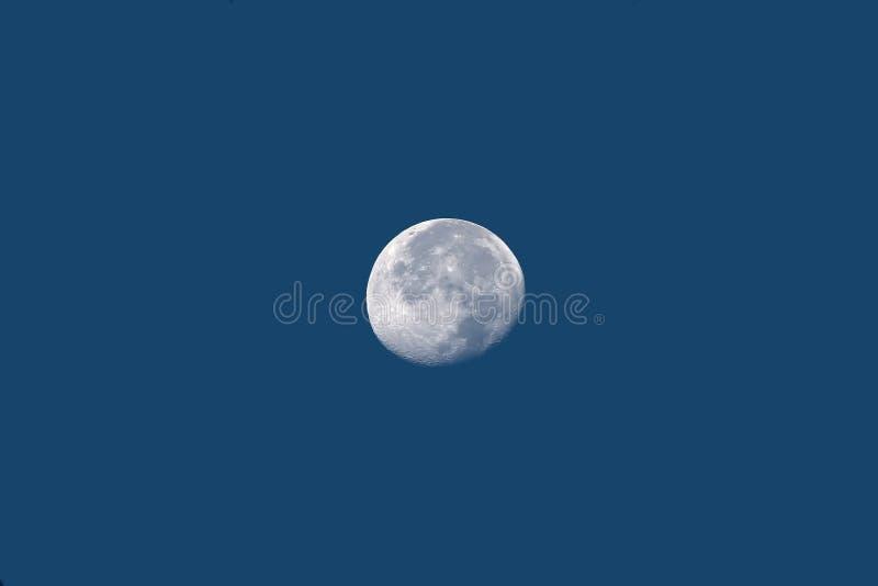 Lleno-Luna imagen de archivo libre de regalías