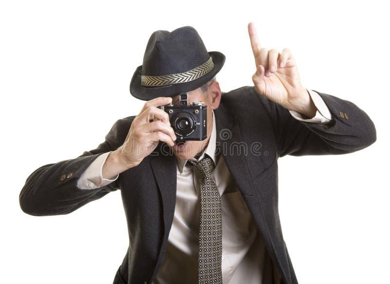 Lleve a cabo esa actitud foto de archivo libre de regalías