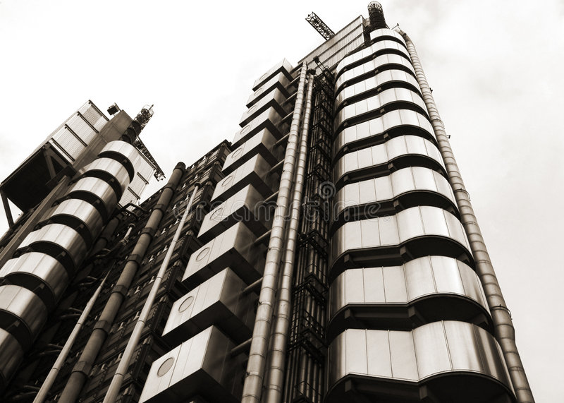 Download Lloyd's Building London stock image. Image of financial - 162011