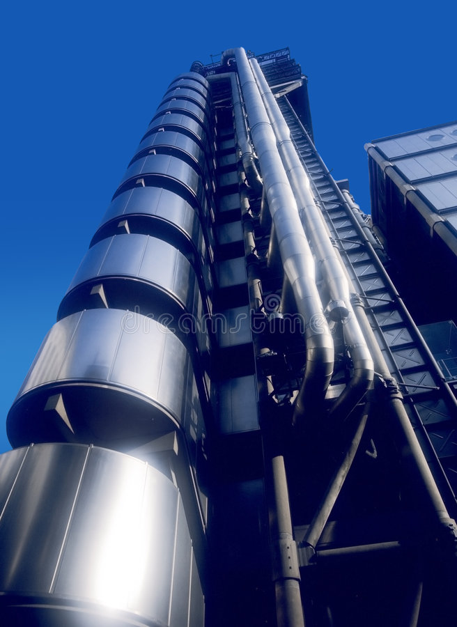 lloyds london royaltyfri foto