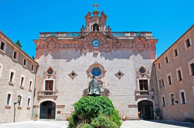 LLuc, Mallorca, Majorca, de Balearen, Spanje stock foto's