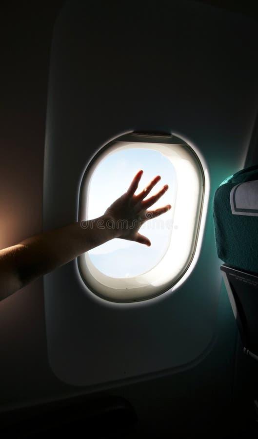 Lluminator d'aéronefs image stock