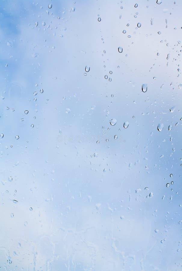 Lluvia y cielo imágenes de archivo libres de regalías
