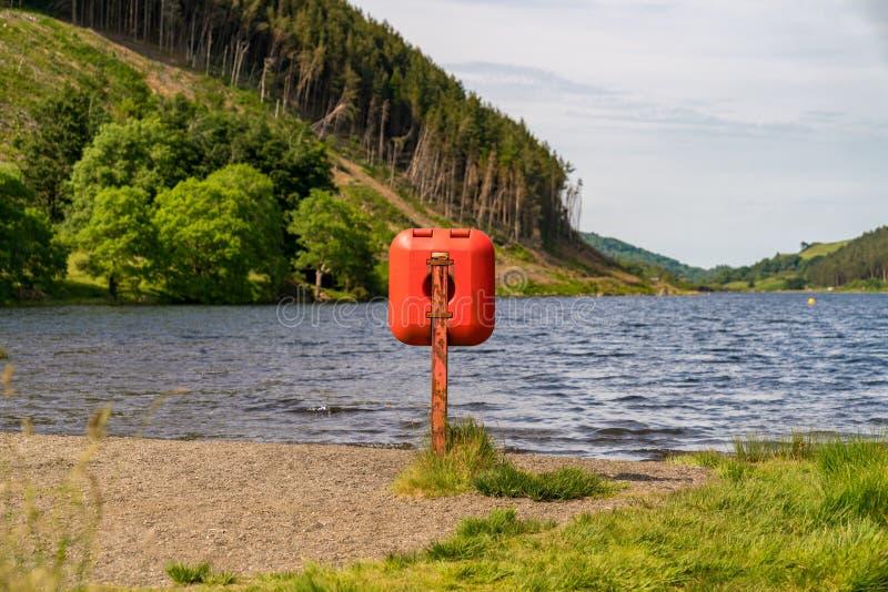 Llyn Geirionydd, Conwy, Clwyd, Ουαλία, UK στοκ εικόνες