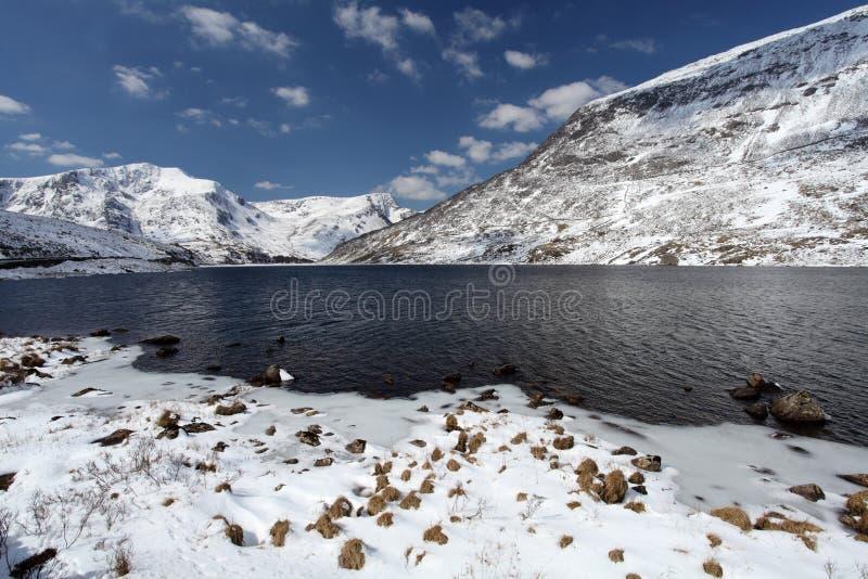 Download Llyn ogwen stock photo. Image of ogwen, natural, frost - 30458166
