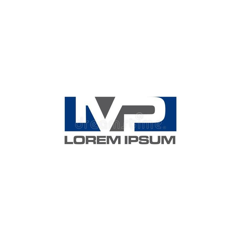 LMP LOGO stock illustration