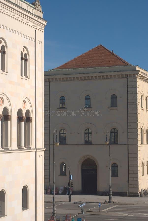 LMU Of Munich Stock Images