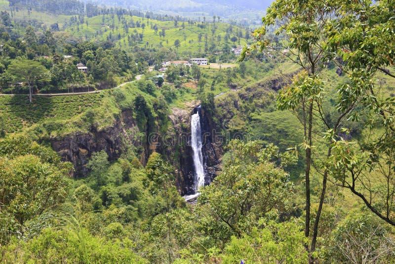 Lo Sri Lanka di stupore fotografie stock libere da diritti