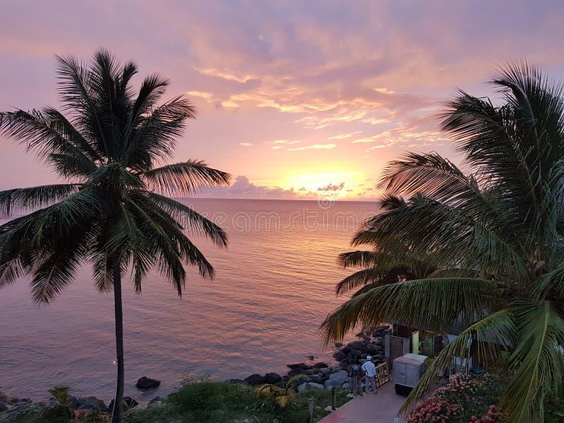 Lo St Lucia fotografia stock