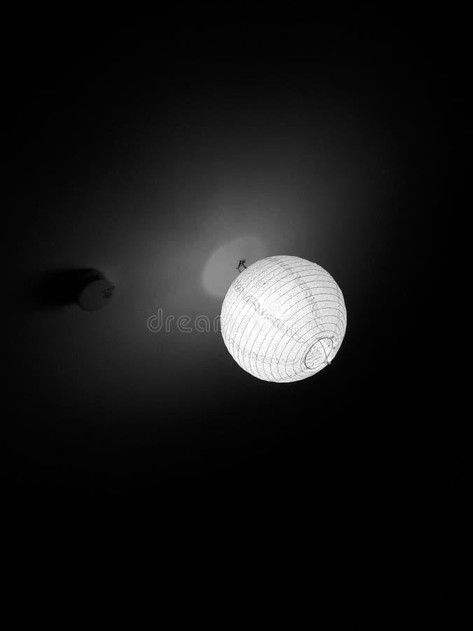 Lo stesso Lightball fotografia stock libera da diritti