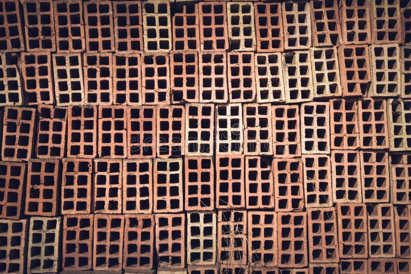 Load of bricks stock photo