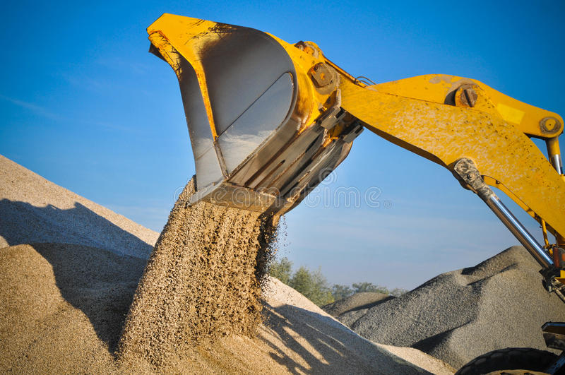 Download Loader Excavator Construction Machinery Equipment Stock Image - Image: 27017021