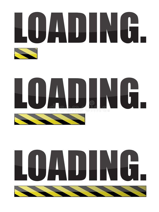 Download Loading Internet Website Bars Stock Vector - Image: 19737963