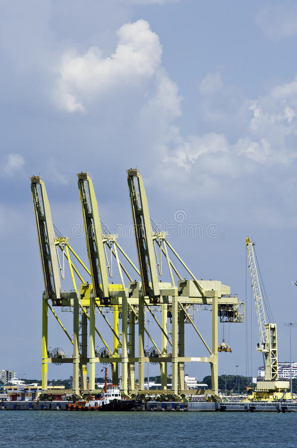 Download Loading Piers stock photo. Image of industries, shipping - 22676972