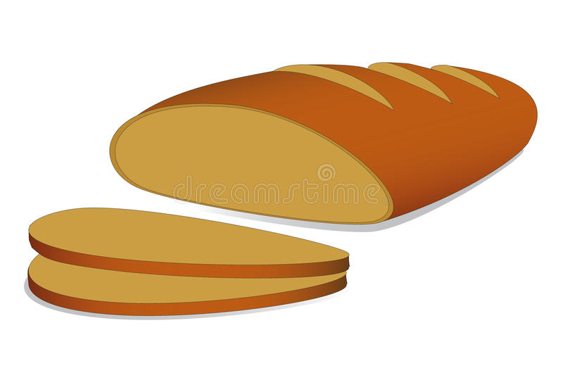 Loaf Royalty Free Stock Photo