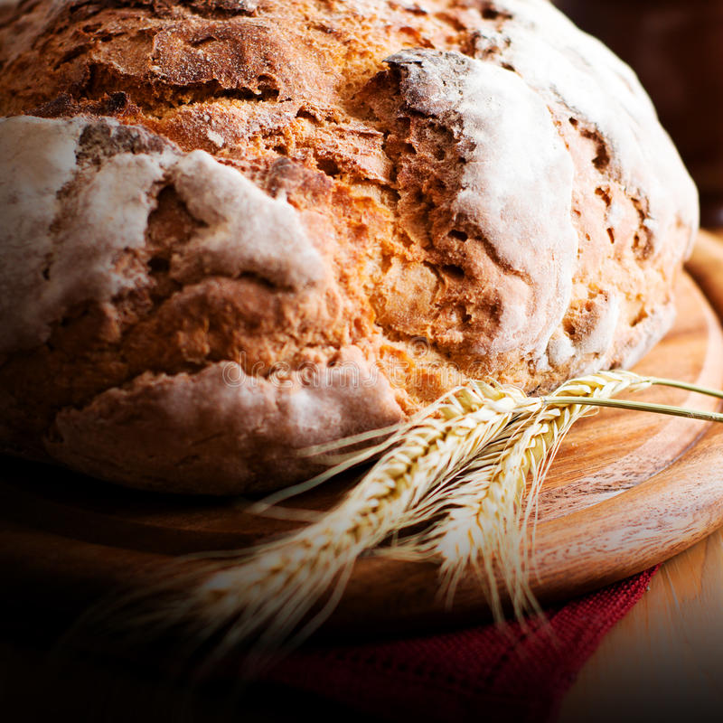 Download Loaf of bread stock image. Image of still, traditional - 10299049