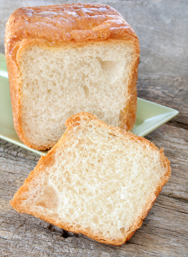 Download Loaf Bread stock photo. Image of slice, crust, homemade - 7965230