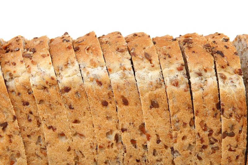 Loaf Of Brown Bread Royalty Free Stock Images