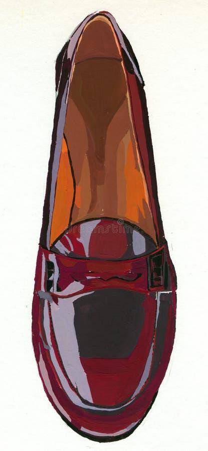 loafer бесплатная иллюстрация