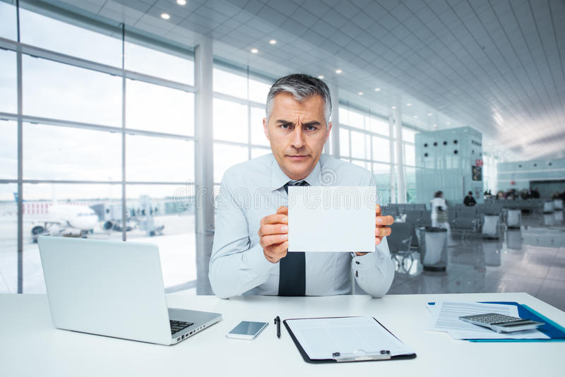 Loan application rejected stock photos