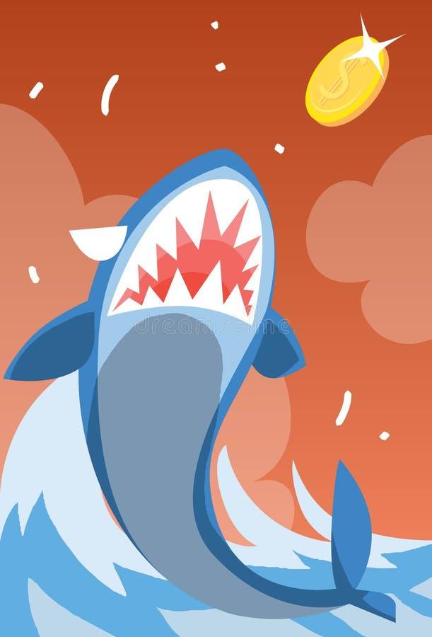 Download Loan Shark stock illustration. Illustration of personal - 11822134