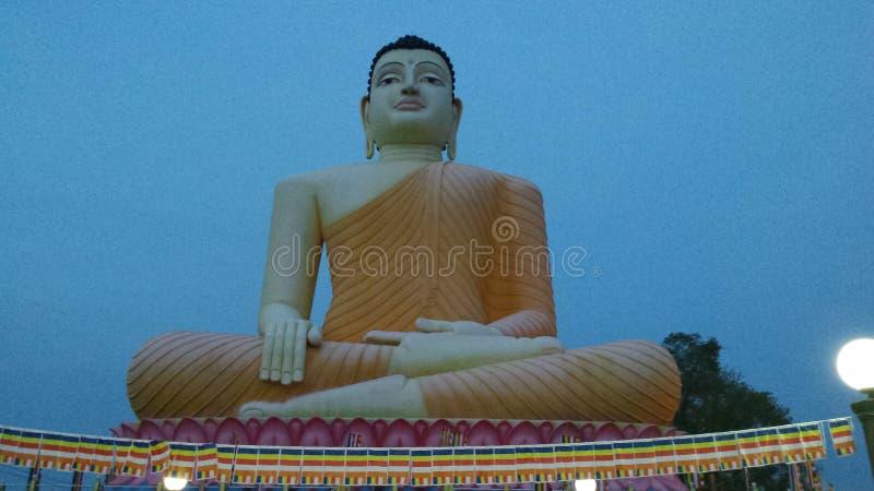 Loard buddha arkivfoto
