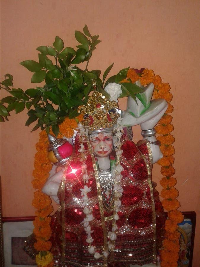 Loard hanuman ji obraz royalty free