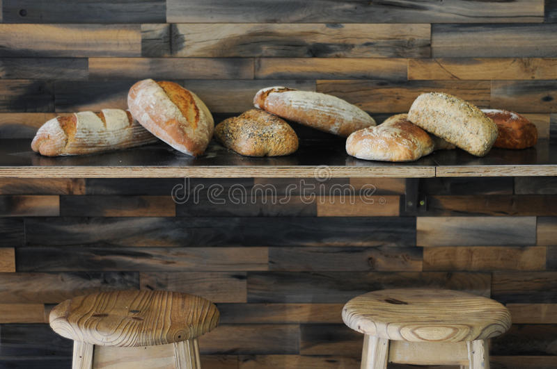 The loaves royalty free stock photography