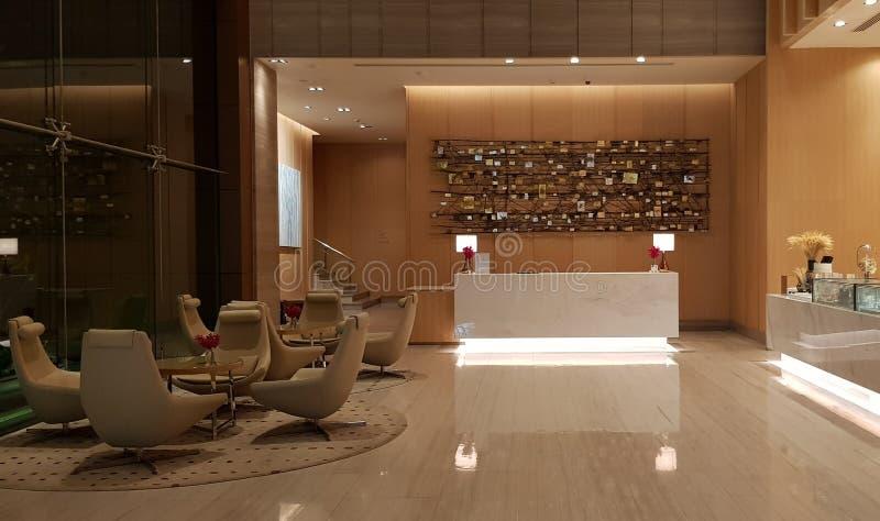 lobby imagens de stock royalty free