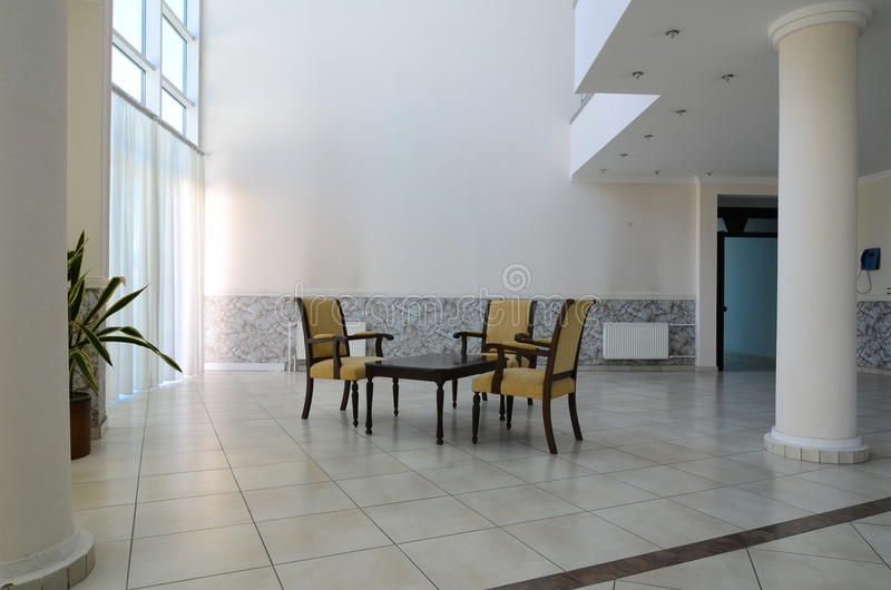 Download Lobby stock photo. Image of indoor, chair, lobby, home - 25559770