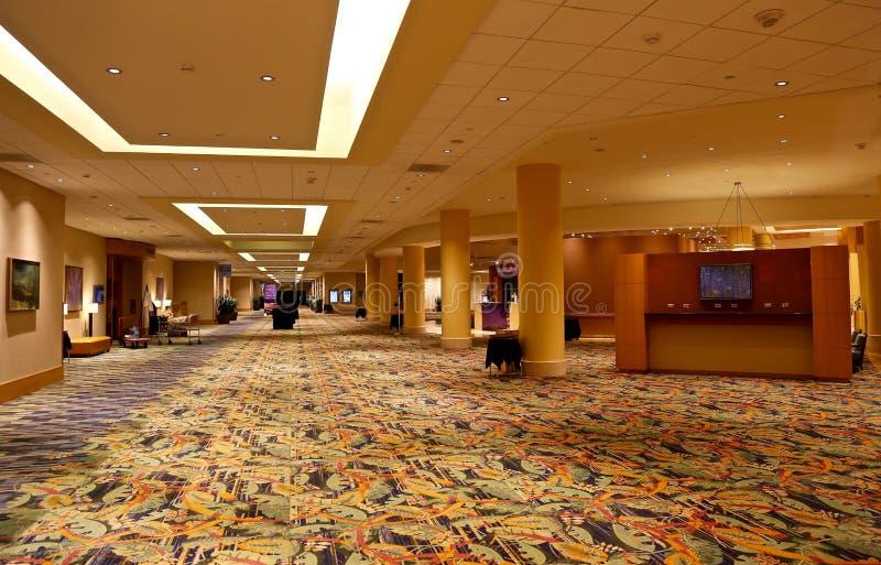 lobby fotografia de stock