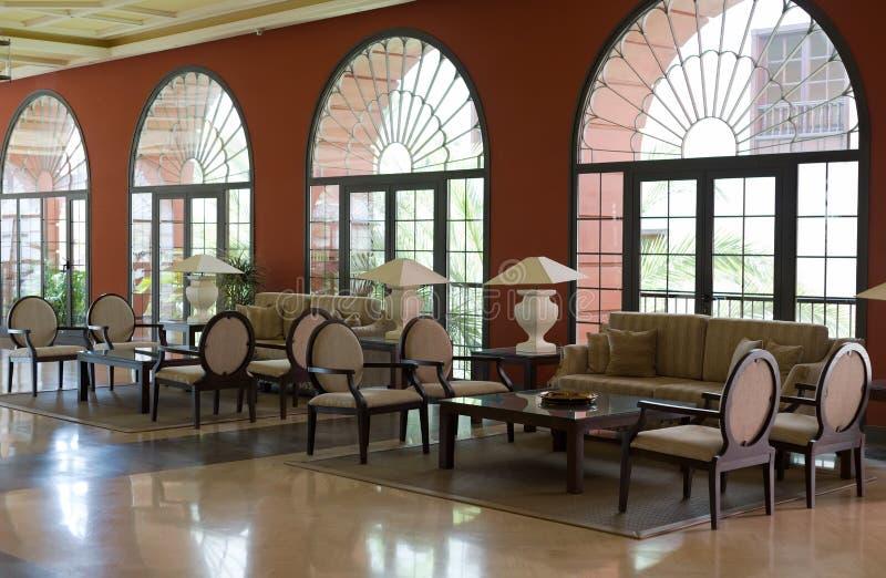 lobby fotografia de stock royalty free
