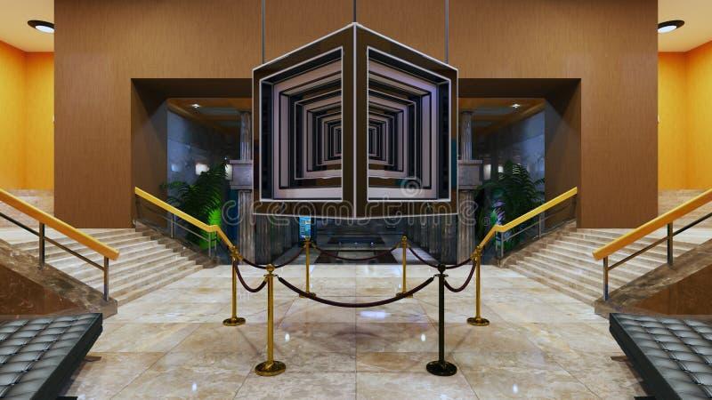 lobby imagens de stock